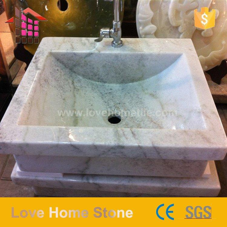 Marble Stone Water Basin - Home Decoration & Hotel Stone Sink