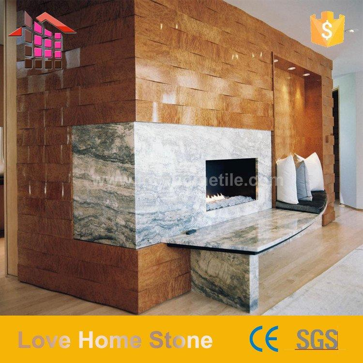 Natural Marble Fireplace - Marble Stone Building Material