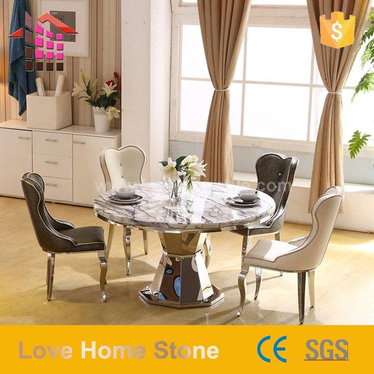 Marble Table - Home Decoration Griotte Table
