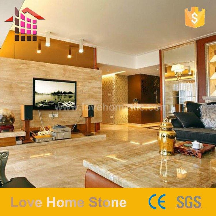 Fabio | Chinese Beige Yellow Travertine Covering Tiles