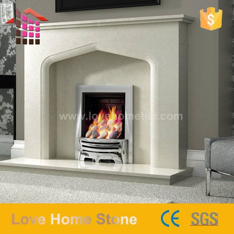 China Marble Fireplace - Stone Carving Marble Fireplace