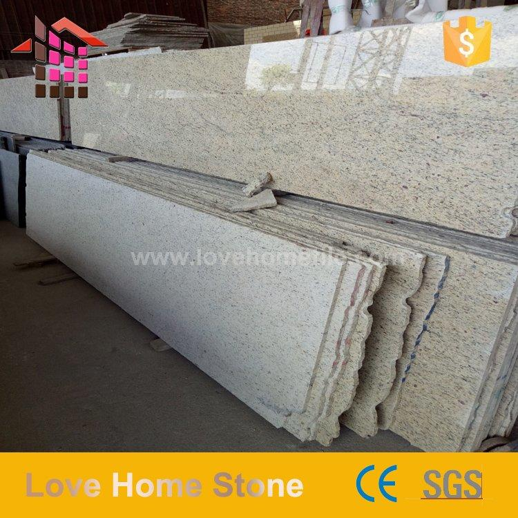 yellow butterfly granite