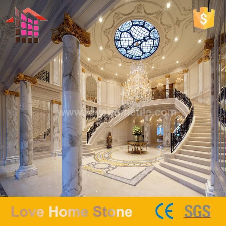 Marble Design Rome Pillar - Marble Columns