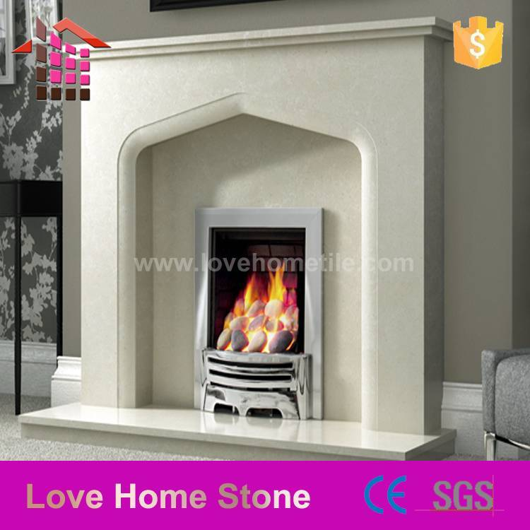 Marble Design - Stone Carving Marble Fireplace