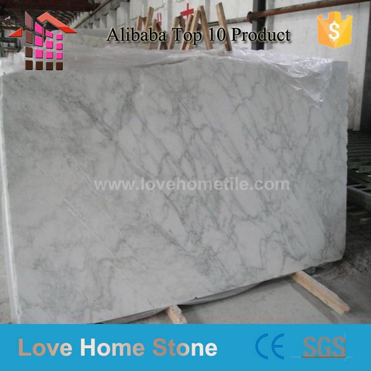 Letitia  | China Supplier Natural White Marble Slabs Wall or Floor Tiles