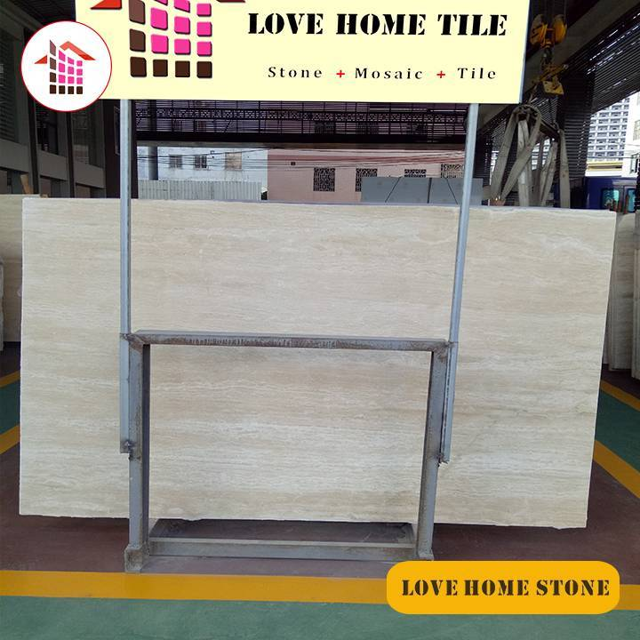 Goddard  | China Supplier Natural Yellow Travertine Slabs Wall or Floor Tiles