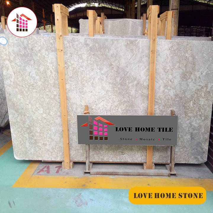 Renata  | China Supplier Natural Grey Marble Slabs Wall or Floor Tiles