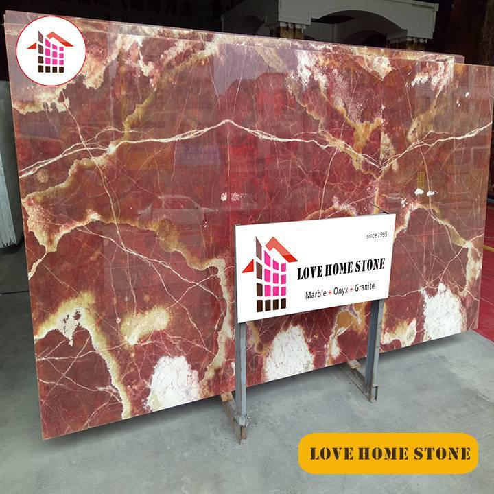 Ingram  |  China Supplier Natural Red Onyx