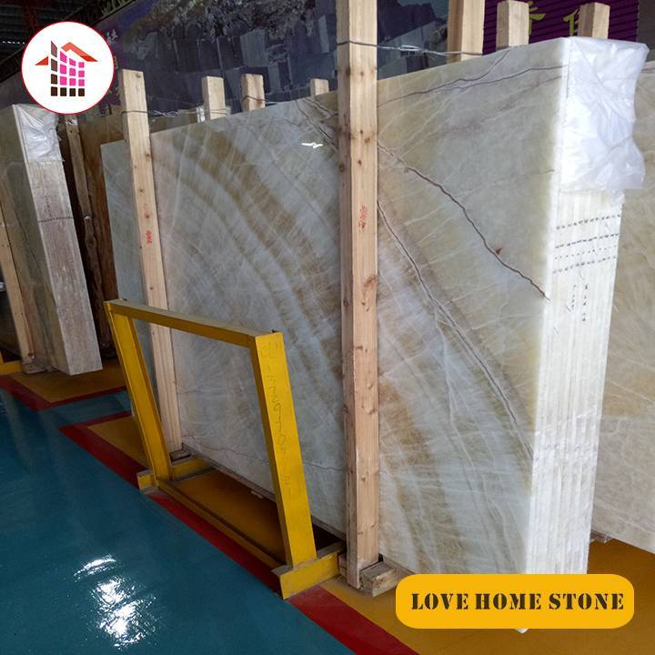 Camden   |  China Supplier Natural White Onyx